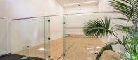 Squashcentrum Maastricht, LED verlichting