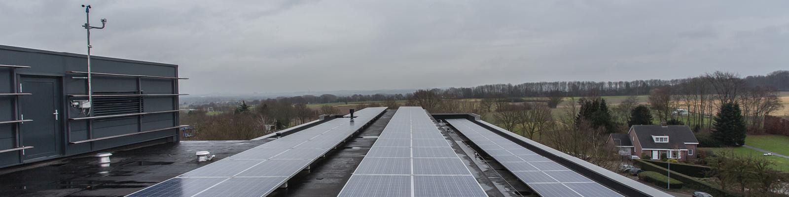 Service en onderhoud zonnepanelen