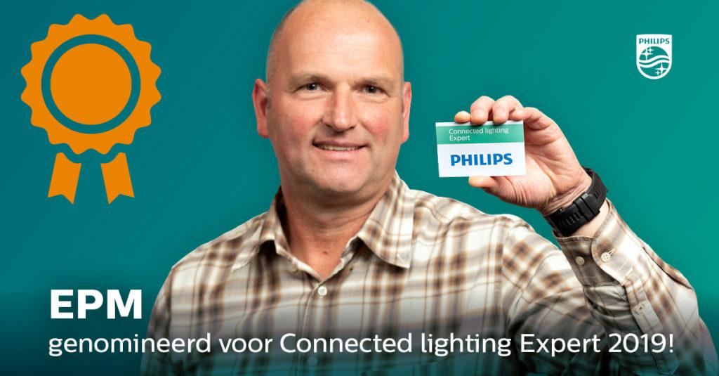 Nominatie connected Lightning Expert