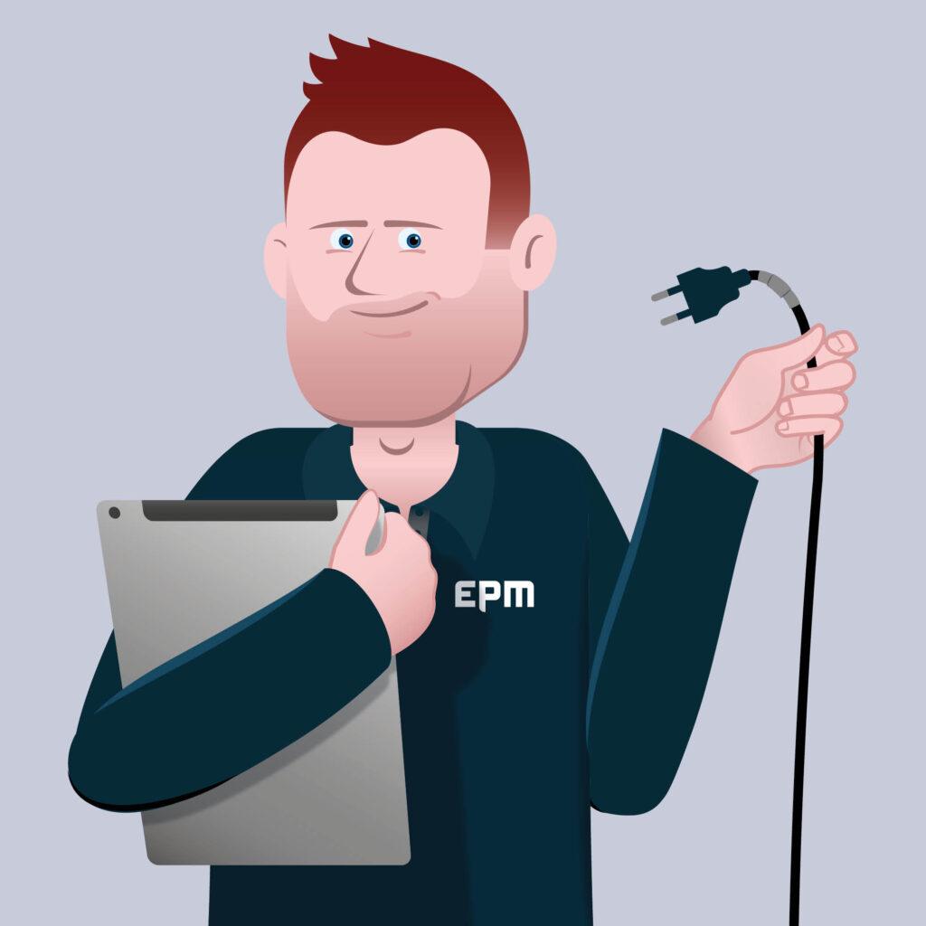 inspectielijst elektrische apparaten
