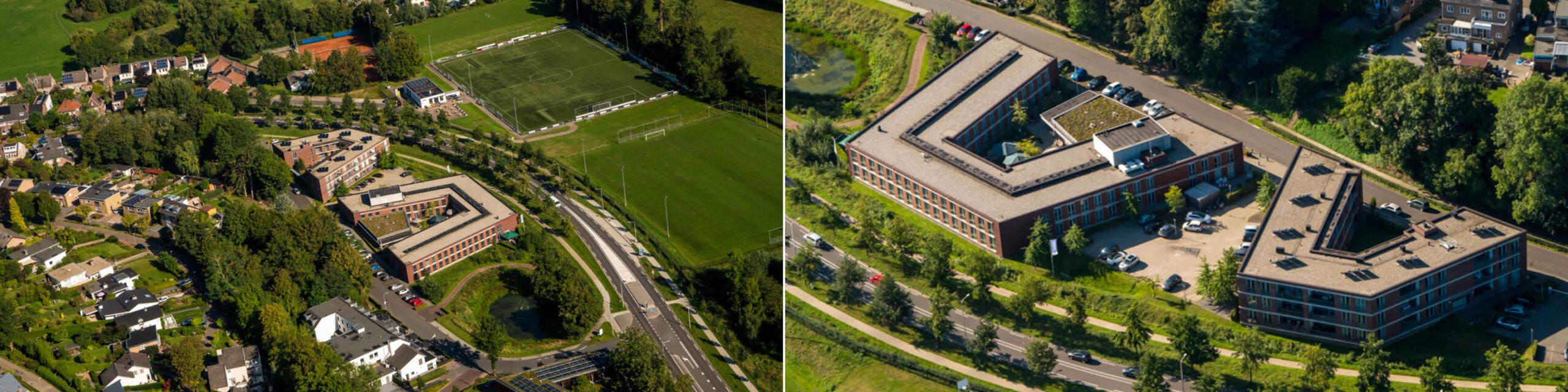 Afbouw nieuwbouw Zorgcentrum Klein Gulpen