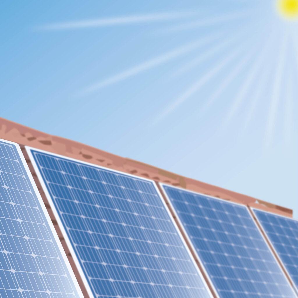 duurzame bedrijfsdaken zonnepanelen