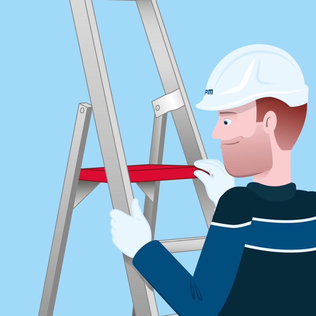 keuring trappen en ladders nen 2484