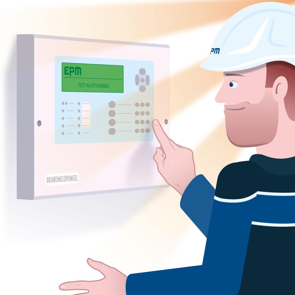 BMI beheer en onderhoud brandmeldinstallaties